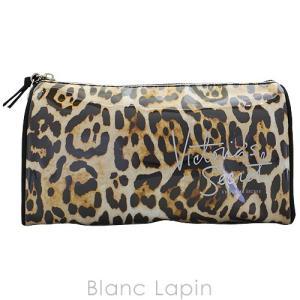 ヴィクトリアシークレット VICTORIA'S SECRET コスメポーチ ラージバッグ #Victoria Leopard [096469]|blanc-lapin