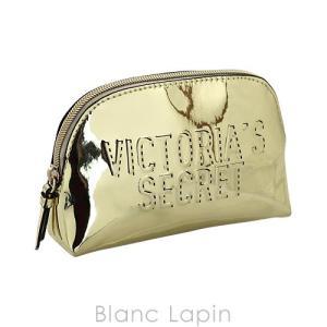 ヴィクトリアシークレット VICTORIA'S SECRET コスメポーチ #メタリックゴールド [048321] blanc-lapin