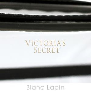 ヴィクトリアシークレット VICTORIA'S SECRET コスメポーチL #ブラック/クリア [049083] blanc-lapin 03