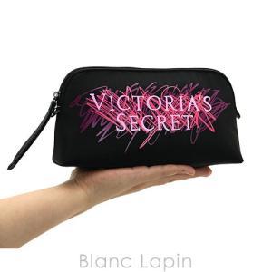 ヴィクトリアシークレット VICTORIA'S SECRET コスメポーチ グラフィティM #ブラック [086394] blanc-lapin 03