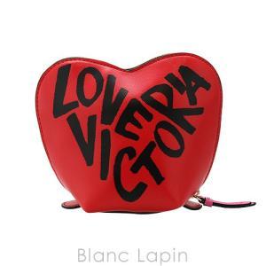 ヴィクトリアシークレット VICTORIA'S SECRET コスメポーチ ハートビューティバッグ #レッド/ピンク [012187]|blanc-lapin|04