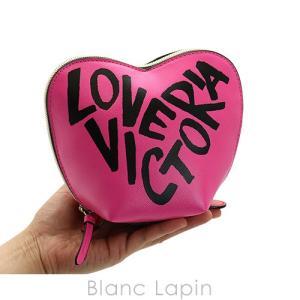 ヴィクトリアシークレット VICTORIA'S SECRET コスメポーチ ハートビューティバッグ #レッド/ピンク [012187]|blanc-lapin|05