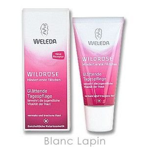 ヴェレダ WELEDA ワイルドローズデイクリーム 30ml [089654/136177]|blanc-lapin