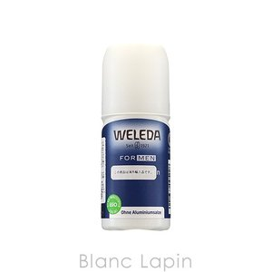 ヴェレダ WELEDA メンズリフレッシュロールオン 50ml [095228] blanc-lapin