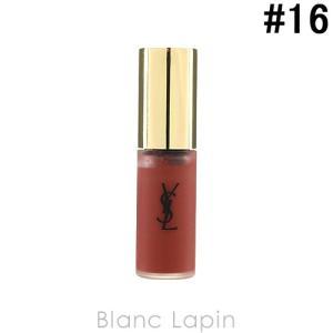 【ミニサイズ】 イヴサンローラン YVES SAINT LAURENT タトワージュクチュール #16  ヌードエンブレム [071169]【メール便可】|blanc-lapin