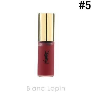 【ミニサイズ】 イヴサンローラン YVES SAINT LAURENT タトワージュクチュール #5 [071176]【メール便可】|blanc-lapin