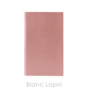 【ノベルティ】 イヴサンローラン YVES SAINT LAURENT ノートブック #ピンク/ブラック [621152]【メール便可】 blanc-lapin