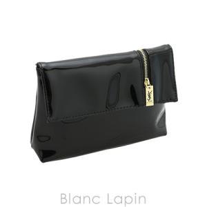 【ノベルティ】 イヴサンローラン YVES SAINT LAURENT コスメポーチ ジップデザイン #ブラック [133068]|blanc-lapin