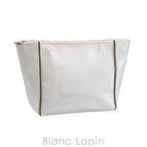 【ノベルティ】 イヴサンローラン YVES SAINT LAURENT コスメポーチ #ホワイト [356178]|blanc-lapin