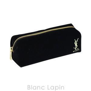 【ノベルティ】 イヴサンローラン Y.S.L コスメポーチ ミニ #ブラック [045223]【hawks202110】|blanc-lapin