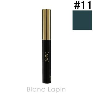 イヴサンローラン YVES SAINT LAURENT リキッドクチュールアイライナー #11 メタリック グレイ 2.95ml [343337]【メール便可】|blanc-lapin