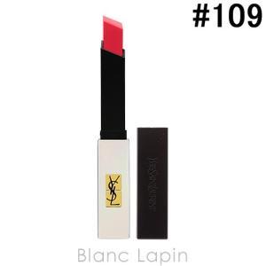 イヴサンローラン Y.S.L ルージュピュールクチュールザスリムシアーマット #109 ロゼ デヌード 2g [609549]【メール便可】【クリアランスセール】 blanc-lapin