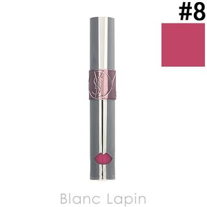 イヴサンローラン YVES SAINT LAURENT ヴォリュプテウォーターカラーバーム #8 エキサイトミーピンク 6ml [799517]【メール便可】 blanc-lapin