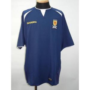 2004 スコットランド代表 ホーム半袖|blanc-roche