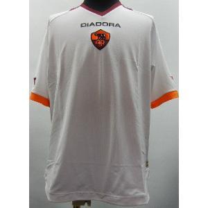 2006-2007 ASローマ アウェイ半袖 143053 0002|blanc-roche