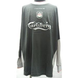 2002-2003 リバプール GK用 長袖 レプリカウェア|blanc-roche
