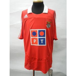 2007-2008 ベンフィカ ホーム半袖|blanc-roche