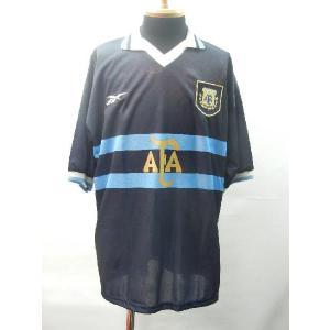 1999 アルゼンチン代表 アウェイ半袖|blanc-roche