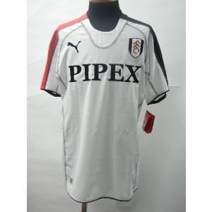 2005-2006 フルハム ホーム半袖|blanc-roche