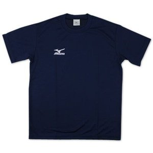 mizuno ミズノ Tシャツ A60TF216 14 ネイビー blanc-roche