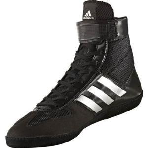 adidasレスリングシューズのスタンダードモデル。地面をしっかり捉えるので、レスリングやボクシング...