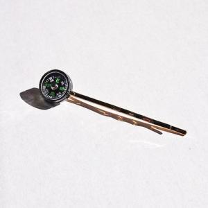 コンパス ヘアピン Compass hair pins Royal Freedom ロイヤルフリーダム|blancoron