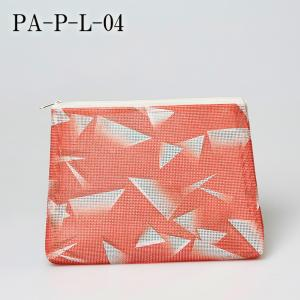 PA-P-L-04 ▲ メール便 不可▲ PANAMA パナマ ポーチ Lサイズ Pouch Large size blancoron