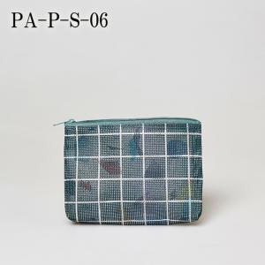 PA-P-S-06 ▲メール便 不可▲ PANAMA パナマ ポーチ Sサイズ Pouch Small size blancoron