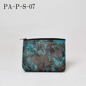PA-P-S-07 ▲メール便 不可▲ PANAMA パナマ ポーチ Sサイズ Pouch Small size blancoron