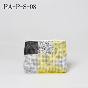PA-P-S-08 ▲メール便 不可▲ PANAMA パナマ ポーチ Sサイズ Pouch Small size blancoron