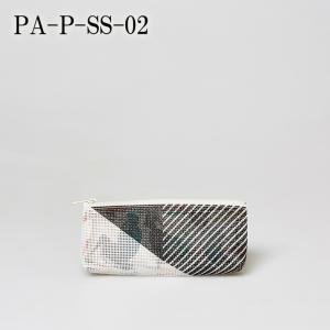 PA-P-SS-02 ▲ メール便 不可▲ PANAMA パナマ ポーチ SSサイズ Pen case size blancoron