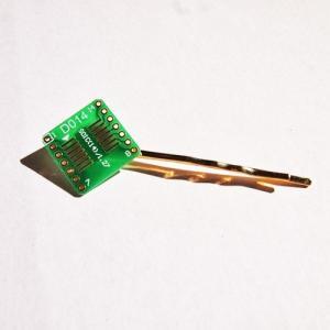 電子部品 ヘアピン Printed circuit board hair pins Royal Freedom ロイヤルフリーダム|blancoron