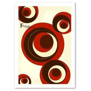 アートポスター A3サイズ 『Agate』 インテリア デザインポスター Interior Art Poster|blankwall