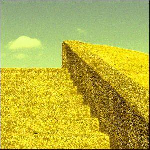 インテリアポスター A2サイズ 『Escalier』 フォト 風景,景色ポスター Interior Art Poster|blankwall|03