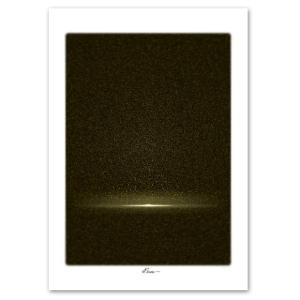 アートポスター A2サイズ 『Esta-dois』  クール ポスター Interior Art Poster blankwall