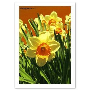 ポスター A2サイズ 『Fabularis』 インテリア フォト 花,植物 ポスター Interior Art Poster|blankwall