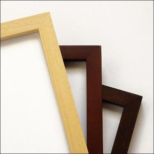 ポスターフレーム A3サイズ(職人の手によるオリジナル国産ウッドフレーム) Made in Japan / 木製 / Poster Frame / Wood Frame / 額縁|blankwall