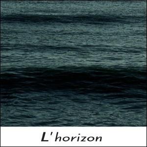 ポスター A2サイズ 『Horizon-c』 海 フォト 水平線 おしゃれポスター Interior Art Poster|blankwall|03