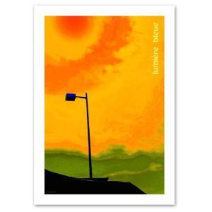 ポスター A3サイズ 『Lumiere』 インテリア フォト 風景,景色 ポスター Interior Art Poster|blankwall