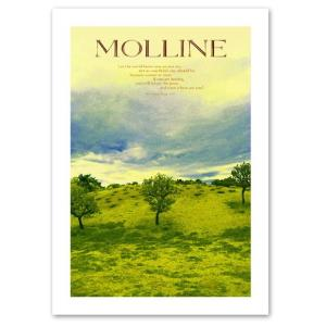 ポスター A2サイズ 『Molline』 インテリア フォト 風景,景色 ポスター Interior Art Poster blankwall