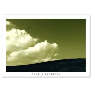 ポスター A3サイズ 『Azul』 フォト 風景,景色 静寂 Interior Art Poster|blankwall