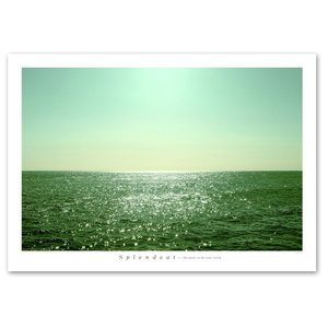 ポスター A2サイズ 『Splendeat-b』 フォト 風景,景色 ポスター Interior Art Poster blankwall