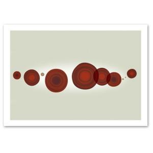 A3サイズ ポスター 『This and That-b』 アート イラスト インテリア Interior Art Poster|blankwall