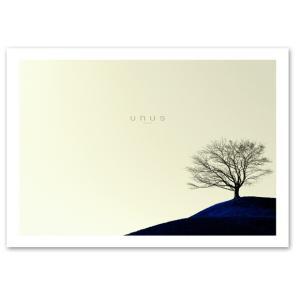 ポスター A3サイズ 『Unus』 フォト 風景,景色 Interior Art Poster|blankwall