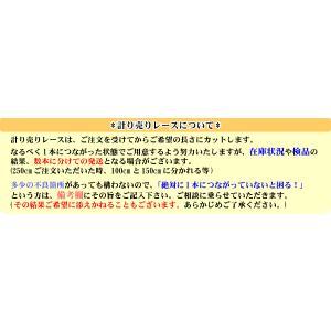 計り売り 50cm単位 幅広 フェイクレザー 編み レース|blaze-japan|03