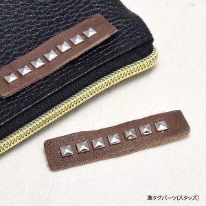 革 タグ パーツ スタッズ|blaze-japan