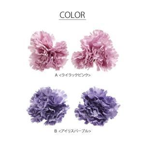 造花 フラワーパーツ カーネーション 2個セット|blaze-japan|02