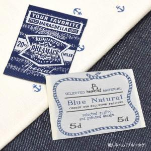 刺繍 タグ ブルー|blaze-japan