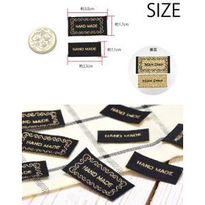 刺繍タグ ハンドメイド 4枚セット|blaze-japan|03