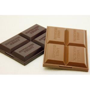コンパクトミラー チョコ|blaze-japan
